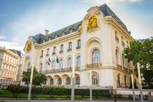 French Embassy At Viena, Austria