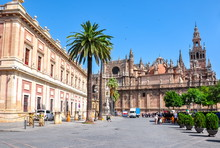 Seville Cathedral And Archive Of The Indies (Archivo General De Indias), Spain