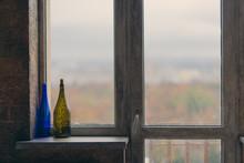 Bottles On The Window