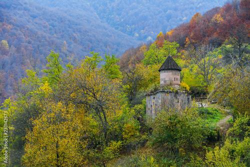 Foto  Church of St. Gevorg in Goshavank.Armenia