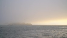 Twin Masted Sailboat, Sails Do...