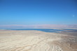 Lanscape of Masada National Park in Israel