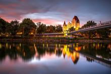 The New Castle, Ingolstadt, Germany