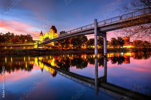 Foto op Plexiglas Historisch geb. The New Castle, Ingolstadt, Germany