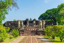 Prasat Hin Phimai Historical Park In Nakorn Ratchasima Of Thailand
