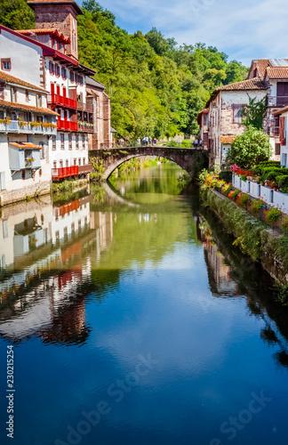 Saint-Jean-Pied-de-Port, pays basque