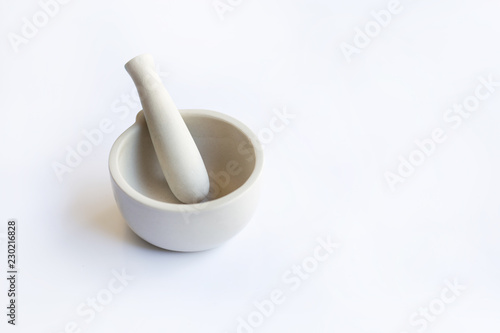 Obraz na płótnie Mortar and pestle