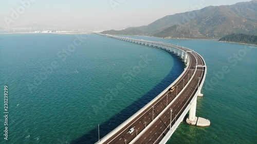 Photo  Hong Kong–Zhuhai–Macau Bridge