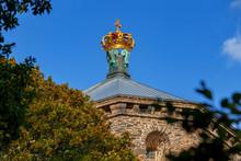 Gothenburg. The Tower Skansen ...
