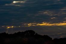 Light Peeking Through Clouds S...