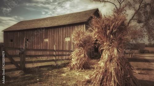 Fotografija Historic barn
