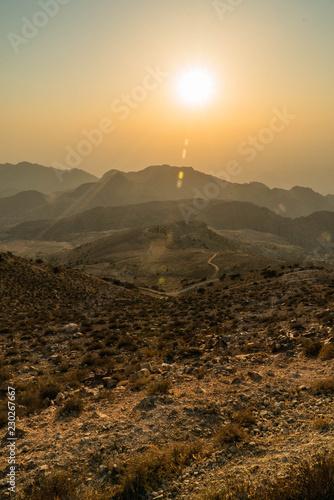 Canvas Prints Akt desierto