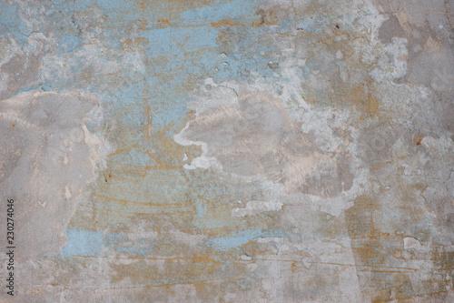 Poster Vieux mur texturé sale Conctere texture background