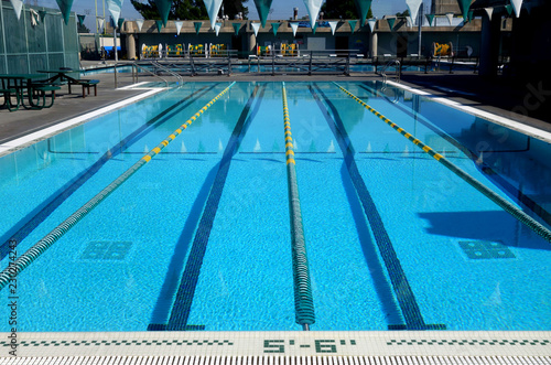public swimming pool - Buy this stock photo and explore ...