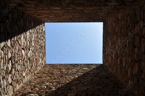 Fotografie, Obraz  Fim do túnel