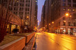 street Lights of chicago