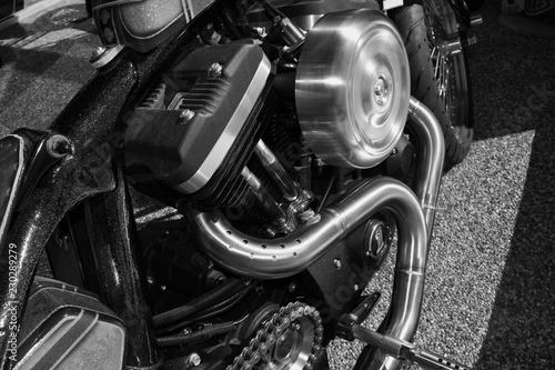 Motorcycle - Motorbike - Mechanical Engineering