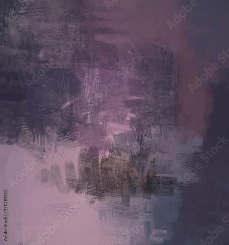 Fototapeta Abstract canvas. Handmade painting. obraz na płótnie