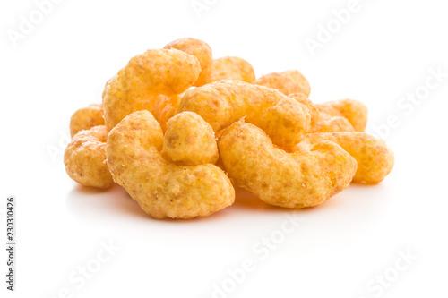 Valokuva Crispy Peanut Puffs.