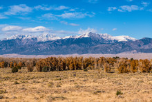 Mountains North Of Taos New Me...