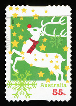 AUSTRALIA - CIRCA 2012: A Used...