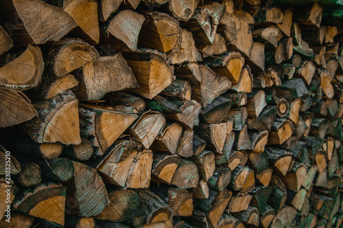Fotobehang Brandhout textuur Wood textuer