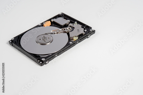 Fotografia  Hard disk or hard drive / HDD