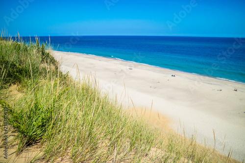 Fotografie, Obraz  The Marconi Beach in Cape Cod National Seashore, Massachusetts