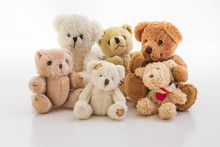 Teddy Bear Familiy