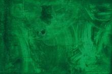 Elegante Grüne Grunge Textur Mit Ungleichmäßiger Oberfläche