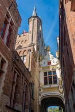 Brugse Vrije In The City Of Bruges