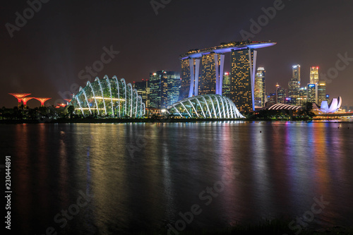 Photo  cityscape, singapore