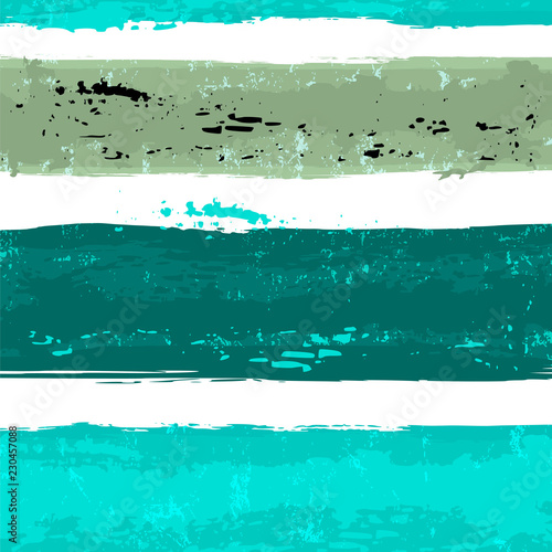 seamless abstract pattern background, with stripes, strokes and splashes