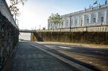 Acesso Para Praça Pedro II.  ...