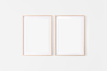 Set Of 2 Wooden Large 50x70, 2...