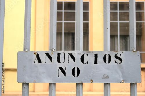 Photo Anuncios no
