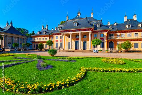 Fotografía Schloss Pillnitz in Dresden