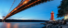 George Washington Bridge And R...