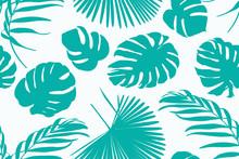 Exotic Tropical Greenery Botan...