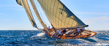 Sailing Yacht Race. Yachting. Sailing. Regatta