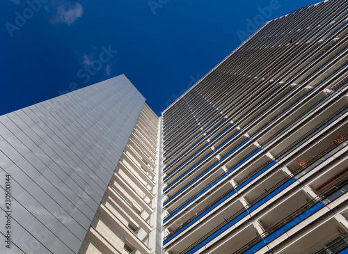 Foto op Canvas Stad gebouw Wohnungsbau in Berlin