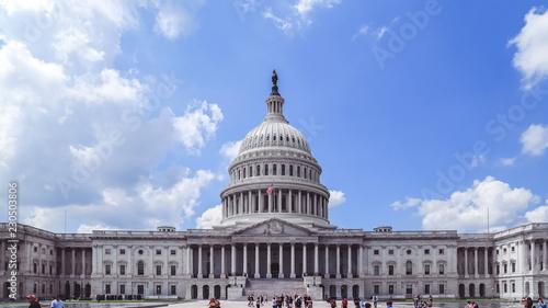 Fotografia, Obraz United States Capitol