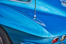 Vintage American Sports Car - ...