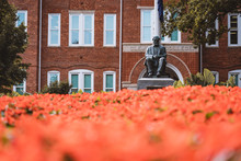 Clemson, SC In The Fall