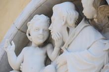 Statue Of Don Bosco