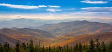 Smoky Mountains Int He Fall