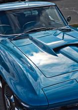 Exotic Vintage Sports Car - Am...