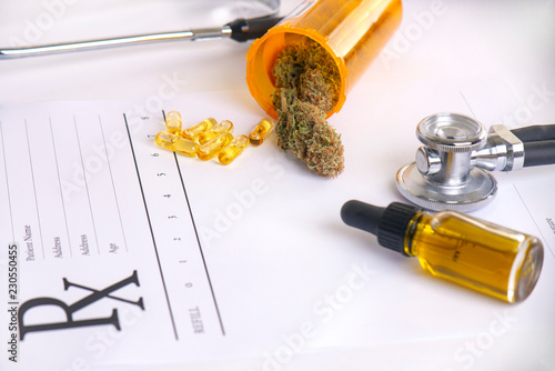 cbd prescription pills