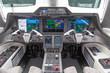 Embraer Legacy 450 cockpit