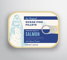 Abstract Vector Ocean Fish Fil...